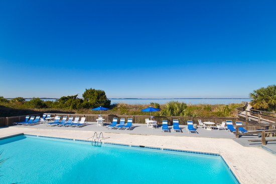 Tybee Island Oceanfront Rentals With Pool
