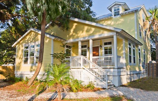 Beach Homes For Sale Tybee Island Ga