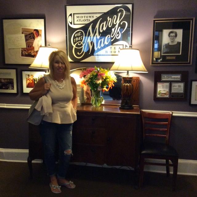 Tybee Joy VacationsMary Mac\'s Tea Room Atlanta\'s dining room since ...