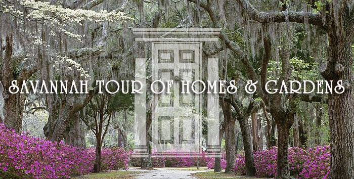 80th annual savannah tour of homes & gardens